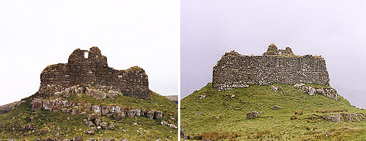 Ardtornish Castle