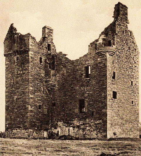 Baltersan Castle (Ayrshire)
