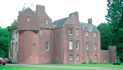 Colliston Castle