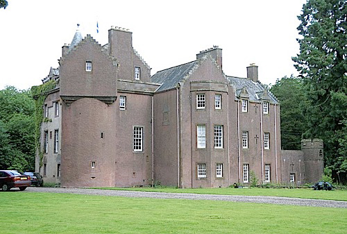Colliston Castle (Angus)