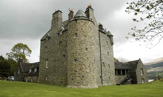 Dunderave Castle Argyll 02