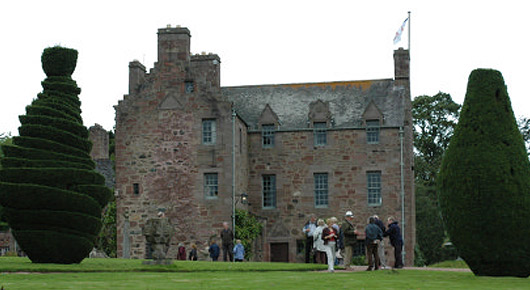 Fingask Castle Members Day