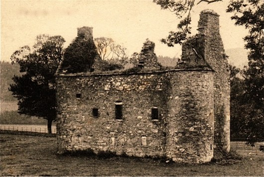 Kilmartin Castle in 1905