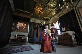 Stirling Castle Rooms