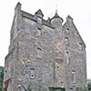 Cleish Castle, Kinross, is for sale