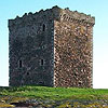 WEE CUMBRAE CASTLE ATTACKED