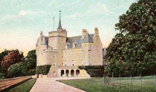Redcastle   Scottish Castles Association