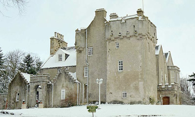 Westhall Tower House   Scottish Castles Association