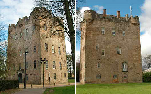 Alloa Tower Stirlingshire