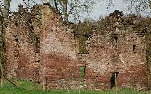 Arnhall Castle Stirlingshire