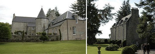 Auchintoul Castle 2009