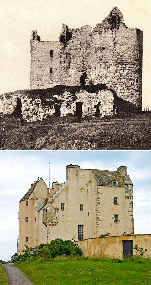 Ballone Castle (Ross-Shire)