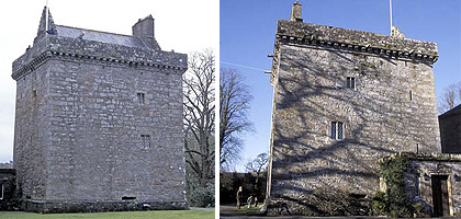 Bonshaw Tower - Dumfriesshire
