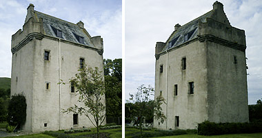 Craigcaffie Tower