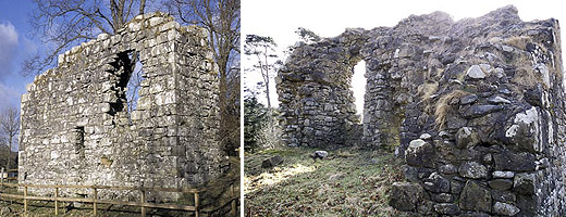 Langholm Tower