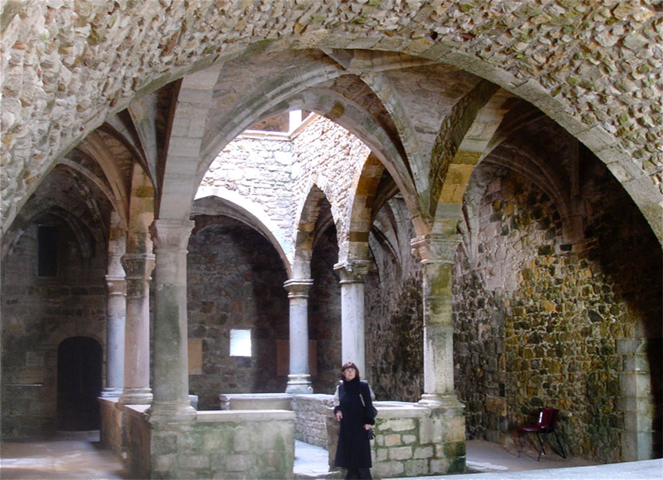 Lerrins Cloisters