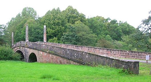 NEWS-Avenue Bridge Dumfries House
