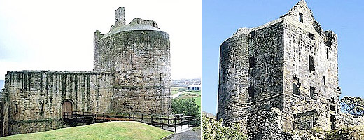 Ravenscraig Castle