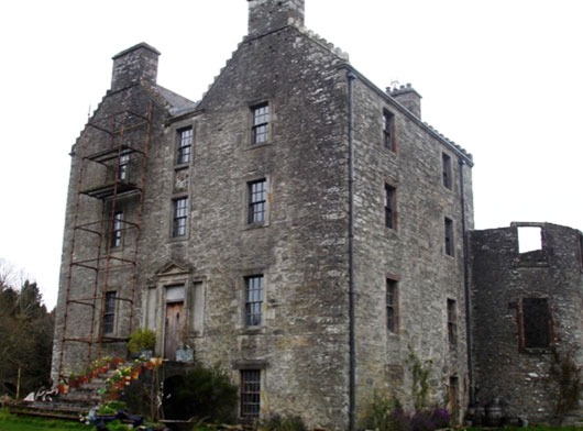 Ravenstone Castle Wigtown