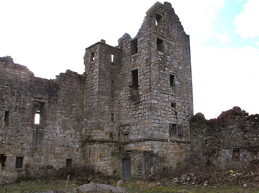 Torwood Castle - Stirling