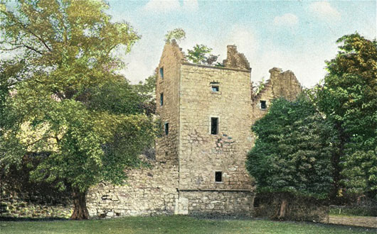 Torwood Castle in 1904