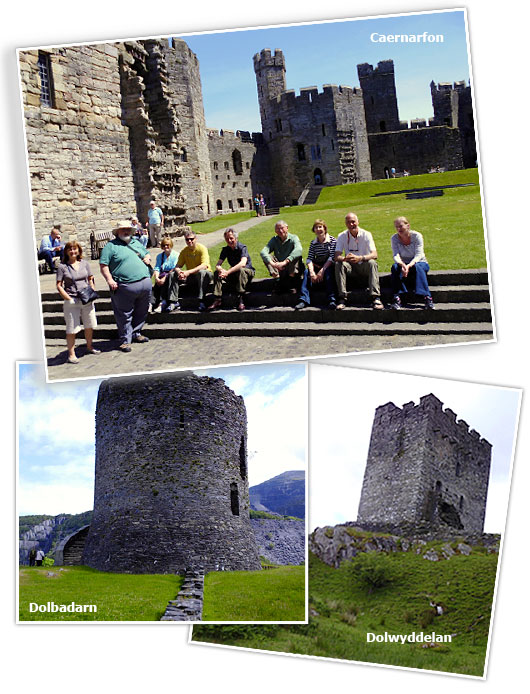 Welsh Castle trip 2014