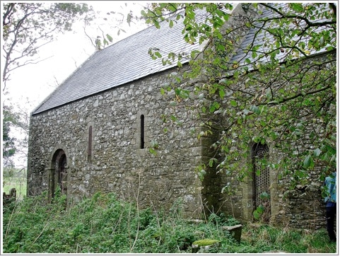 cruggleton church restored