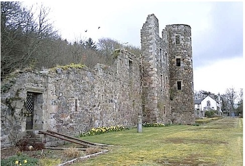 ellon castle