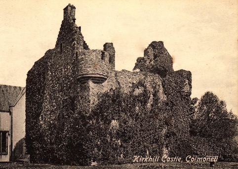 kirkhill castle past